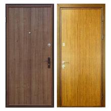 Входная металлическая дверь L-005 с ламинированной панелью