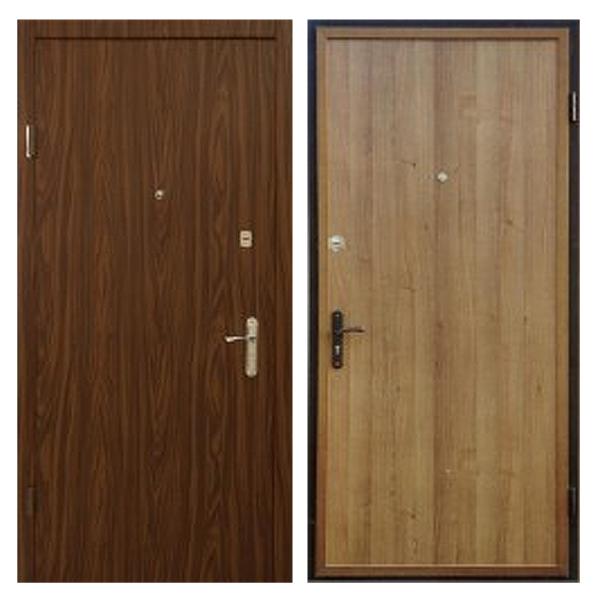 Входная металлическая дверь L-007 с ламинированной панелью
