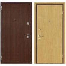 Входная металлическая дверь L-009 с ламинированной панелью