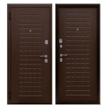 Входная металлическая дверь MM-006 (МДФ панели снаружи и внутри)