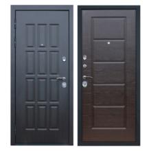 Входная металлическая дверь MM-007 (МДФ панели снаружи и внутри)
