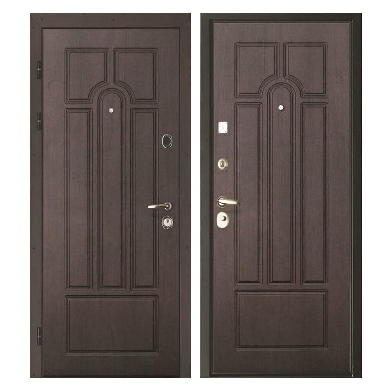 Входная металлическая дверь MM-009 (МДФ панели снаружи и внутри)