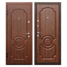 Входная металлическая дверь MM-012 (МДФ панели снаружи и внутри)