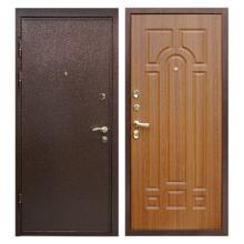 Входная металлическая дверь PM-001 (порошковое напыление + МДФ)