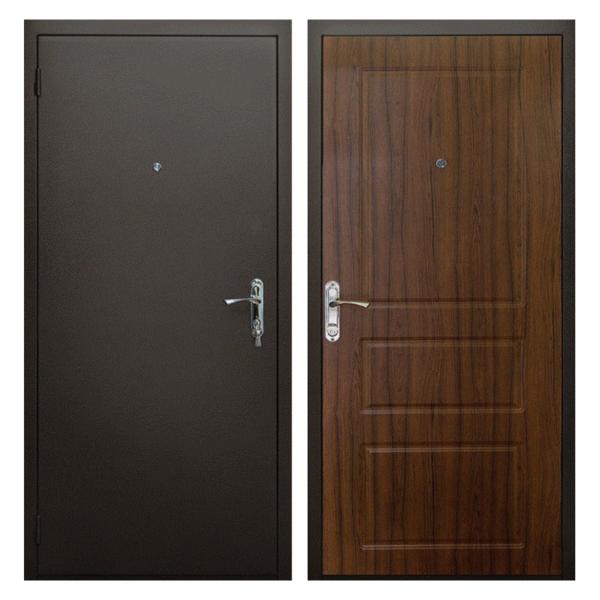 Входная металлическая дверь PM-005 (порошковое напыление + МДФ)