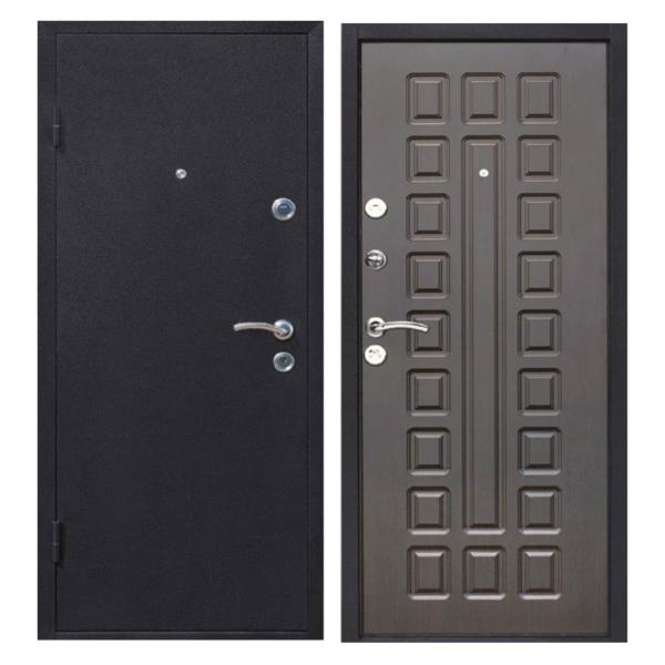 Входная металлическая дверь PM-008 (порошковое напыление + МДФ)