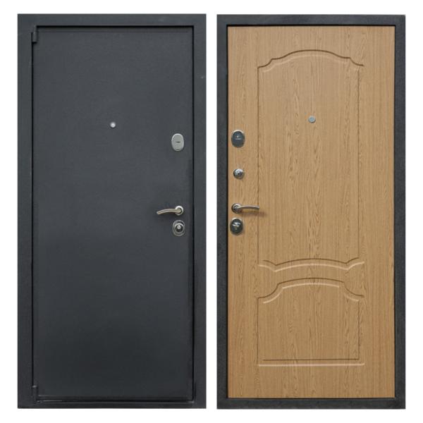 Входная металлическая дверь PM-013 (порошковое напыление + МДФ)