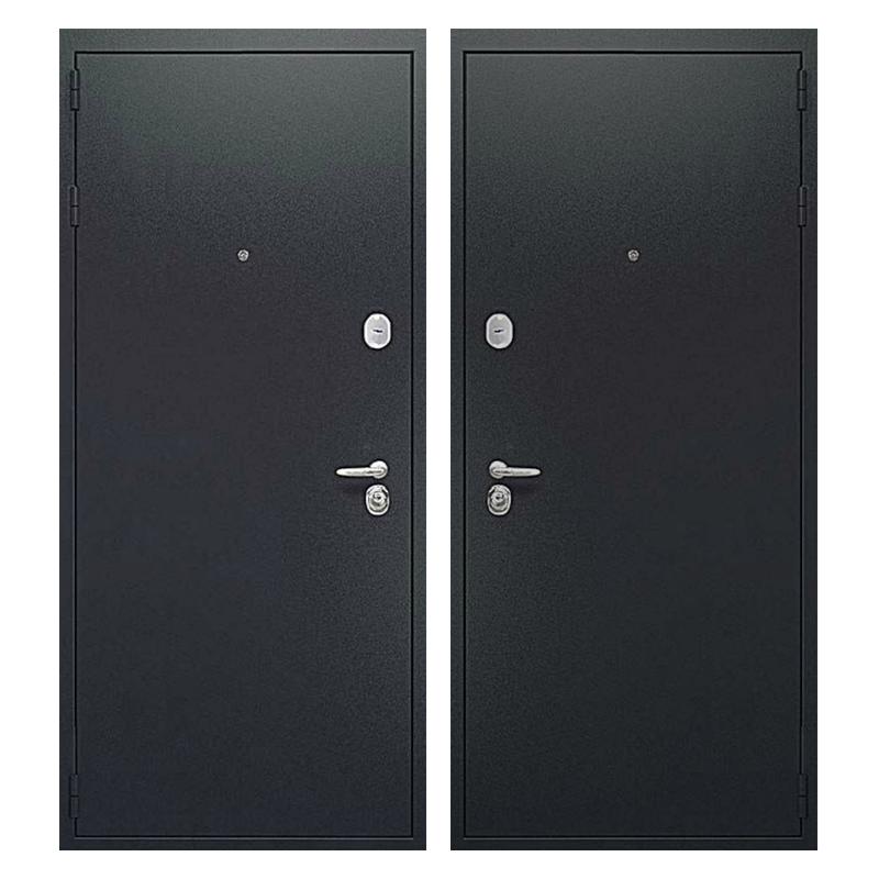 Входная металлическая дверь PP-002 (порошковое напыление снаружи и внутри)