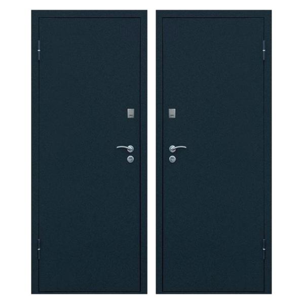Входная металлическая дверь PP-003 (порошковое напыление снаружи и внутри)