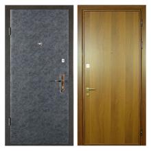 Входная металлическая дверь VL-001 (винилискожа + ламинированная панель)
