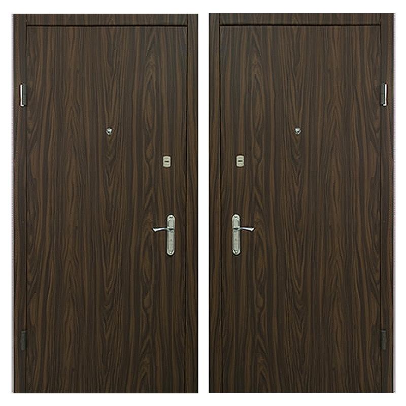 Входная металлическая дверь L-010 с ламинированной панелью