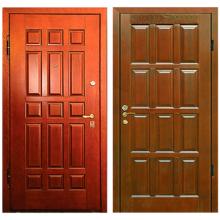 Входная металлическая дверь DM-022 (МДФ панель снаружи и внутри)