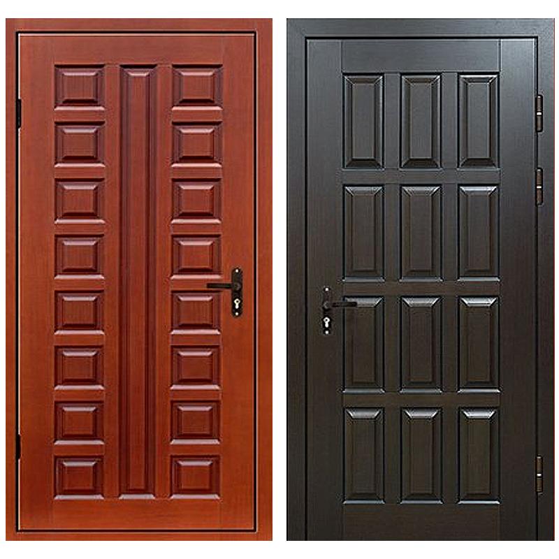 Входная металлическая дверь DM-023 (МДФ панель снаружи и внутри)