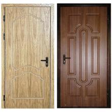 Входная металлическая дверь DM-031 (МДФ панель снаружи и внутри)