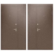 Входная подъездная металлическая дверь DM-032 (порошковое напыление с обеих сторон)