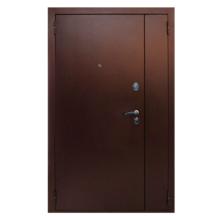Входная подъездная металлическая дверь DM-036 (порошковое напыление + винилискожа)