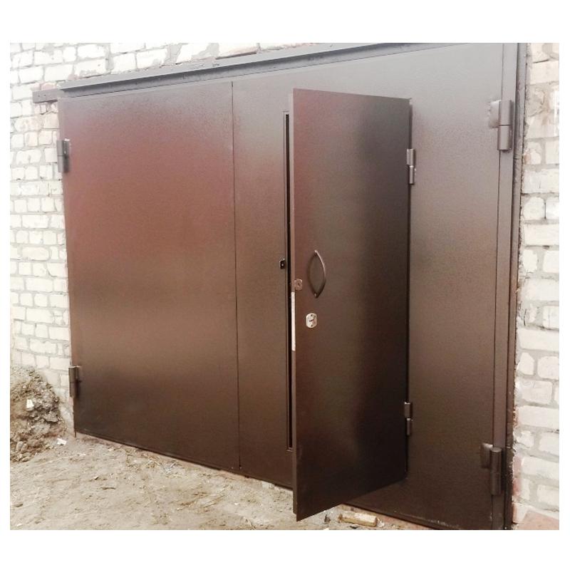 Купить гаражные ворота по низким ценам в Москве и области