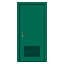 Техническая металлическая дверь TD-004 (нитроэмаль снаружи и внутри)