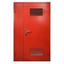 Техническая металлическая дверь TD-005 (нитроэмаль снаружи и внутри)