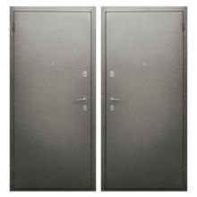 Техническая металлическая дверь TD-006 (нитроэмаль снаружи и внутри)