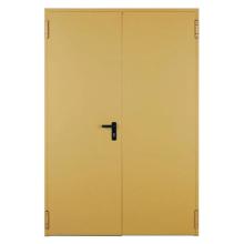 Техническая металлическая дверь TD-007 (нитроэмаль снаружи и внутри)